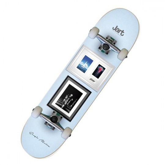 "Jart Wall 7.87"" Muñoz Complete Skateboard"