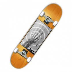"""Jart Radiography 7.6"""" Skateboard Complet"""