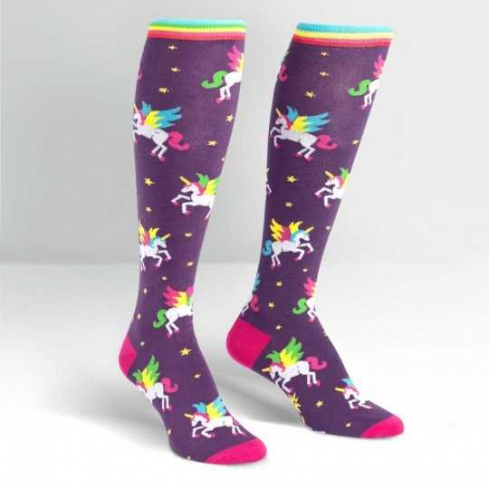 "Sock It To Me ""Winging It"" Chaussettes Mi-bas"