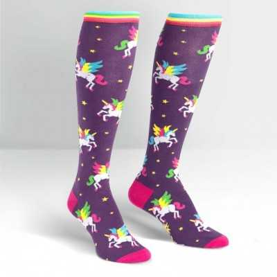 "Sock It To Me ""Winging It"" Knee-High Socks"