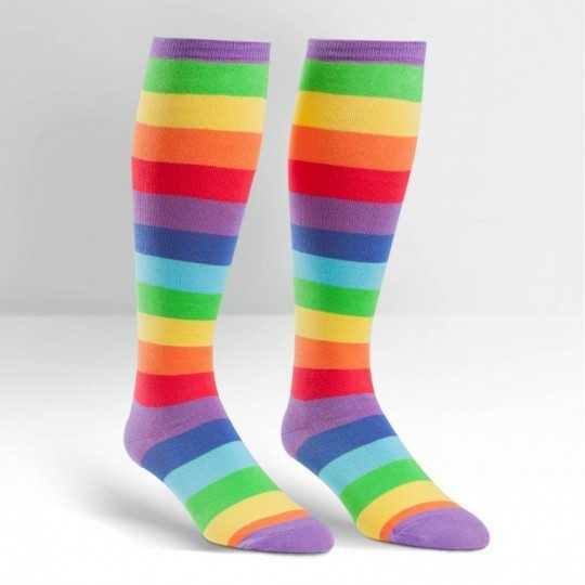 "Sock It To Me ""Extra Juicy"" Knee-High Socks"