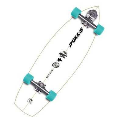 "Yow Pukas La Loca 33.5"" Surfskate"