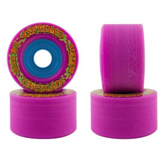 Remember Optimo 70mm Longboard Wheels