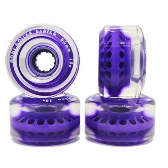 Moxi Gummy 65mm Roller Skate Wheels(4 Pk)
