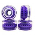 Moxi Gummy 65mm Roues Roller Quad(Par 4)