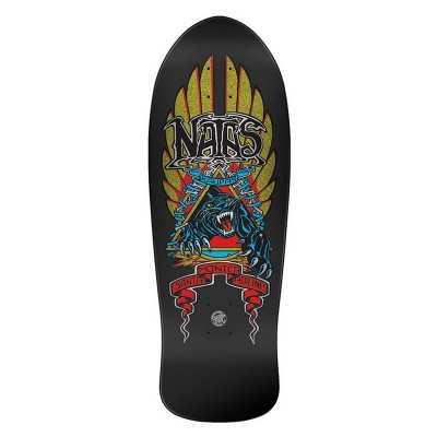 Sant Cruz Natas Panther Metallic Plateau Skateboard