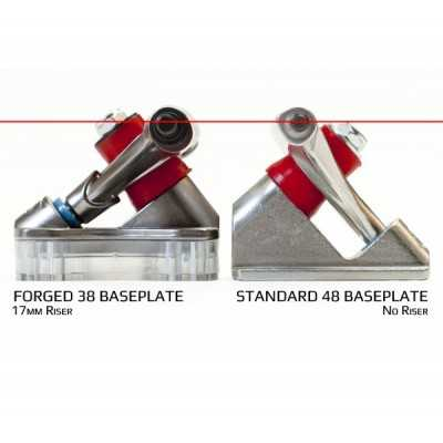 Sabre F38 Forged Hollow Mk2 Baseplate(Unit)