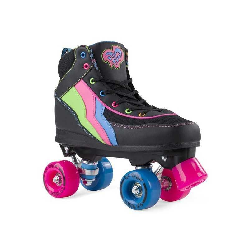 "Rio Classic II ""Passion"" Roller Skates"