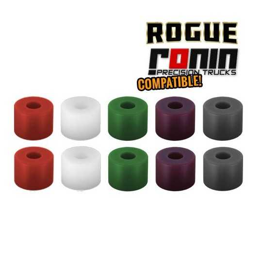 Riptide Tall Barrels KranK Bushings Longboard