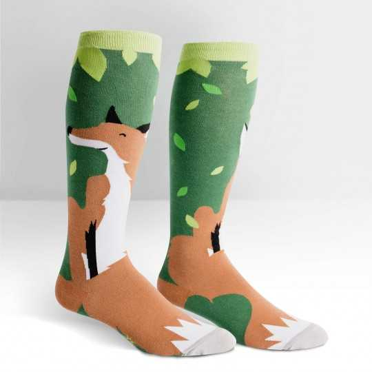 "Sock It To Me ""Foxy"" Chaussettes Mi-bas Stretch-It"