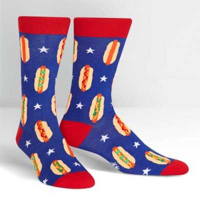 """Sock It To Me """"Foot Long"""" Chaussettes Homme"""