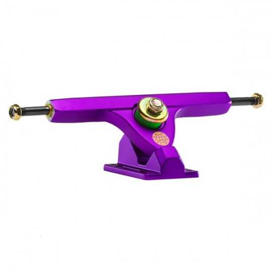 "Caliber 2 Fifty Satin Purple 10"" (Vendu à l'unité) Truck longboard"