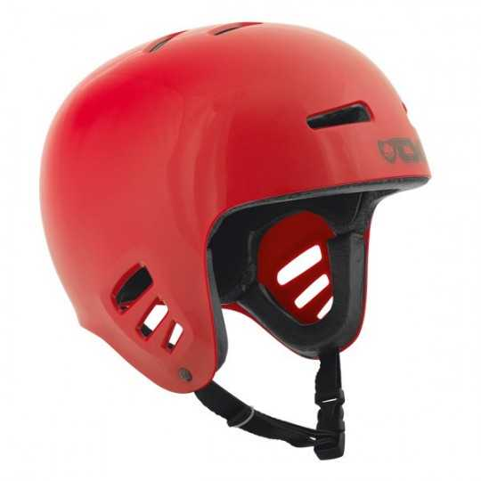 TSG Dawn Solid Red Casque skateboard