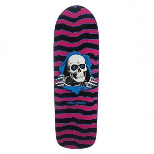 """Powell Peralta OG Ripper Pink 10"""" Skateboard Deck"""