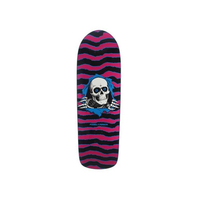 "Powell Peralta OG Ripper Pink 10"" Plateau Skateboard"