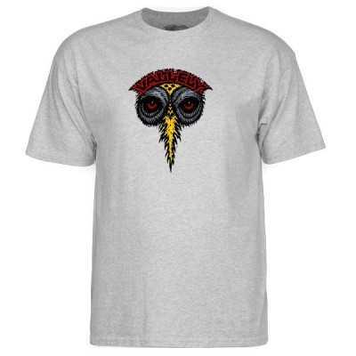Powell Peralta Elephant Vallely Grey Tee Shirt