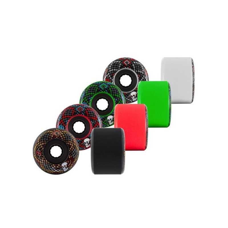 Powell Peralta Snakes 69mm Longboard Wheels