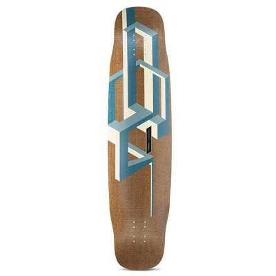 """Loaded Basalt Tesseract 39"""" Longboard Deck"""