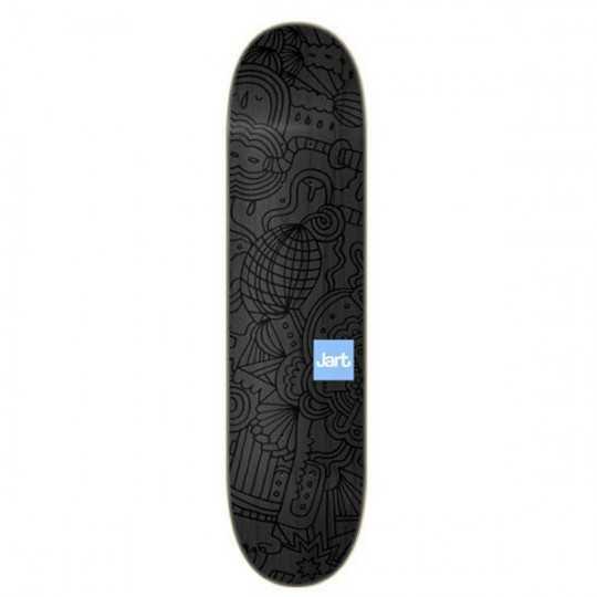 """Jart Dual 7.87"""" LC Plateau Skateboard"""