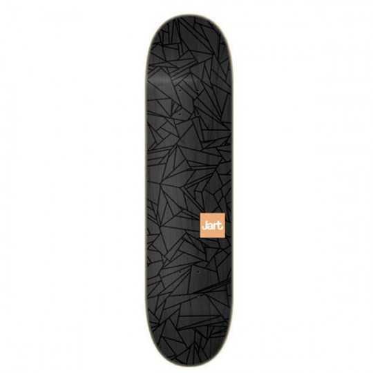 "Jart Dual 8"" LC Skateboard Deck"