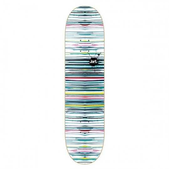 "Jart Splatter 8"" HC Plateau Skateboard"