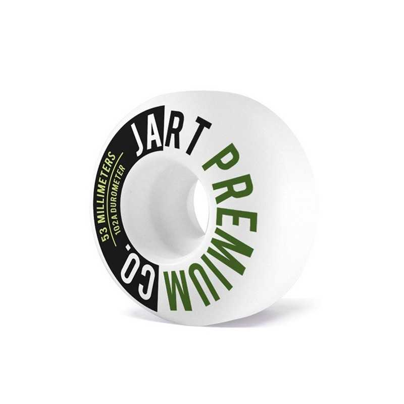 Jart Analogic 53mm Skateboard Wheels