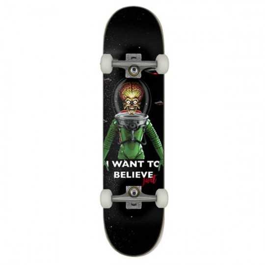 """Jart I Want To Believe 8"""" LC Complete Skateboard"""