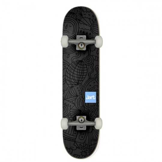 "Jart Dual 7.87"" LC Skateboard Complet"
