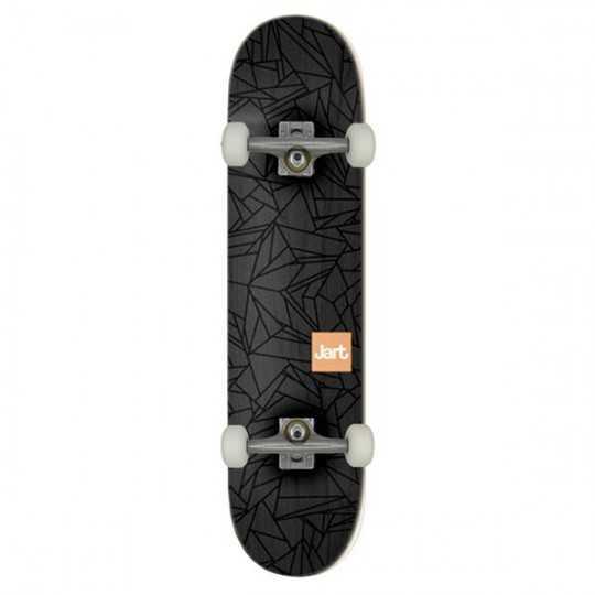 "Jart Dual 8"" LC Skateboard Complet"