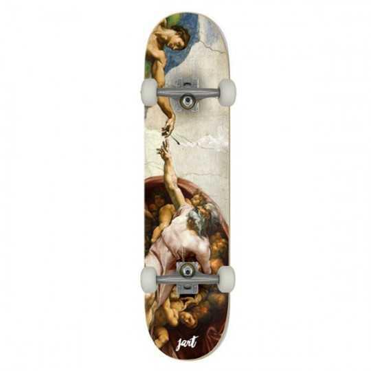 "Jart Renaissance 8.125"" HC Skateboard Complet"