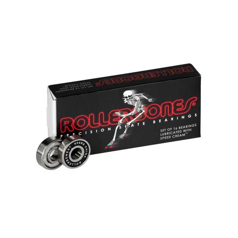 Rollerbones Roulements 8mm Roller(Par 16)