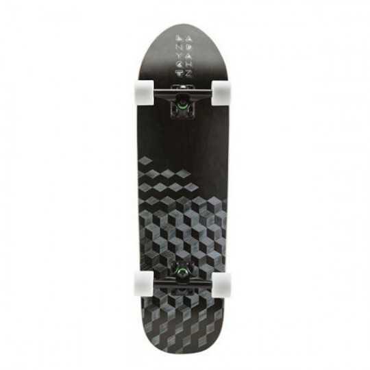 "Landyachtz ATV Q-Binski 33"" Skateboard Hybride Complet"