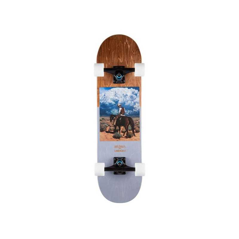 Landyachtz ATV Cowboy Complete Skateboard