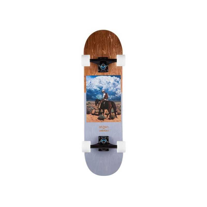 Landyachtz ATV Cowboy Skateboard complet