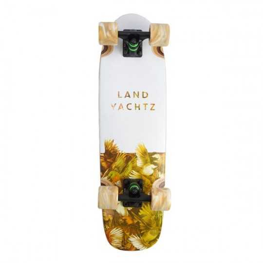 "Landyachtz Dinghy Birds 28.5"" Cruiser Skateboard"