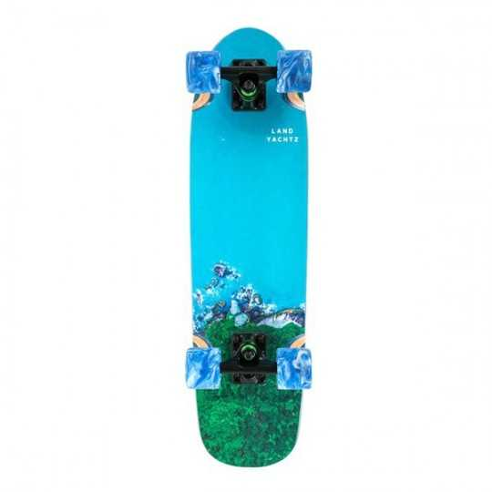 "Landyachtz Dinghy Honey Island 28.5"" Cruiser Skateboard"