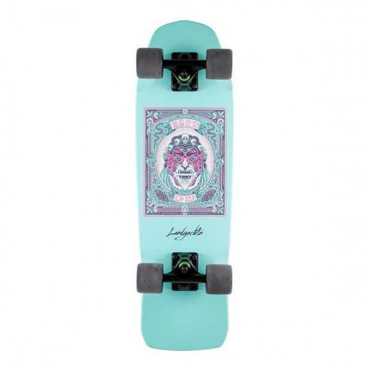 "Landyachtz Dinghy Hoodoo Tiger 28.5"" Cruiser Skateboard"