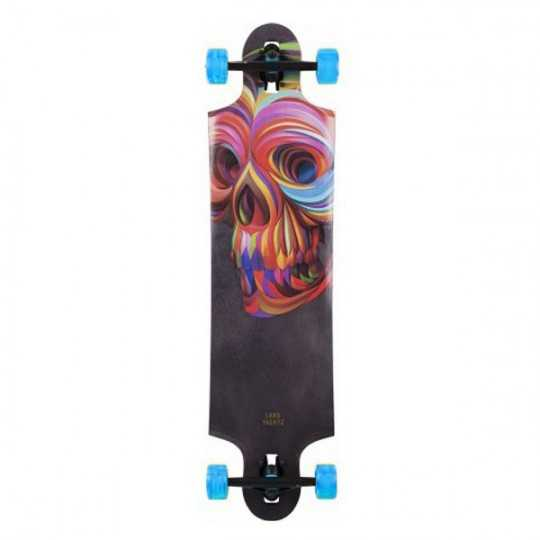 "Landyachtz Ten Two Four Skull 38.75"" Longboard Complet"