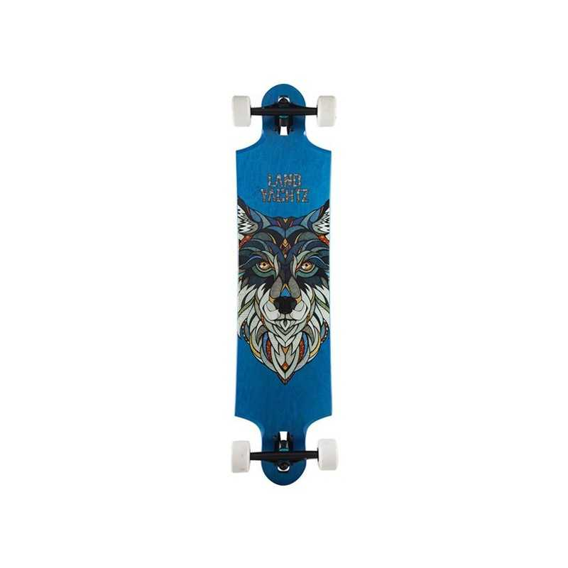 "Landyachtz Nine Two Five Wolf 40.2"" Longboard Complet"