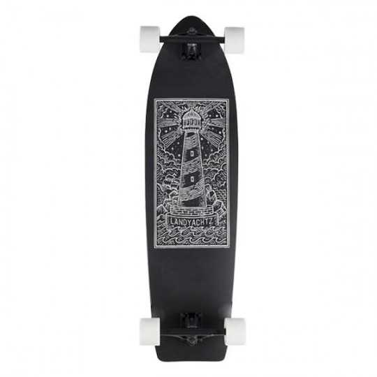 Landyachtz Canyon Arrow Lighthouse Complete Longboard