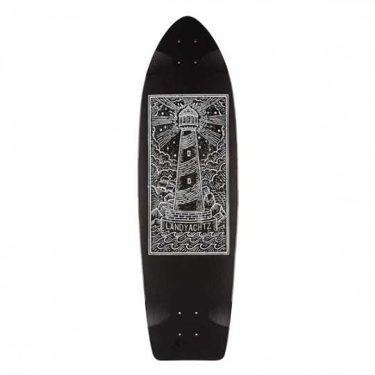 Landyachtz Canyon Arrow Lighthouse Longboard Deck