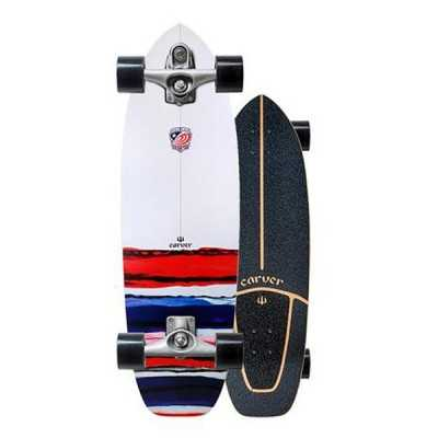 Carver USA Resin C7 Surf Skate
