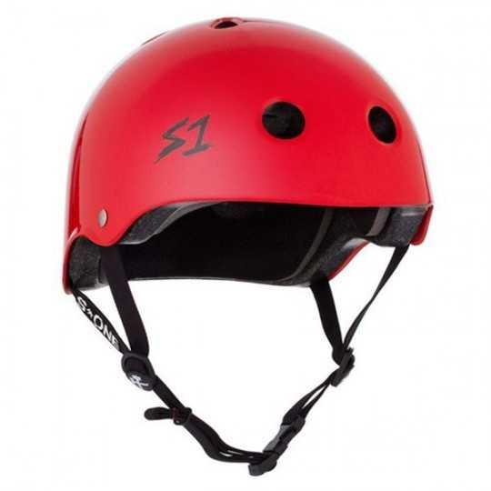 S-One V2 Lifer White Gloss Helmet(Shell)