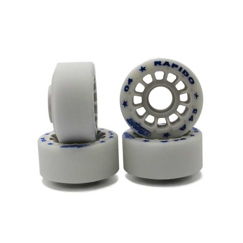 Roll Line Rapido 62x31 Roller Quad Wheels(4Pk)