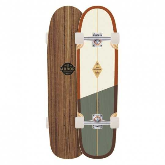 "Arbor Cucharon 32"" Foundation Skateboard Complet"