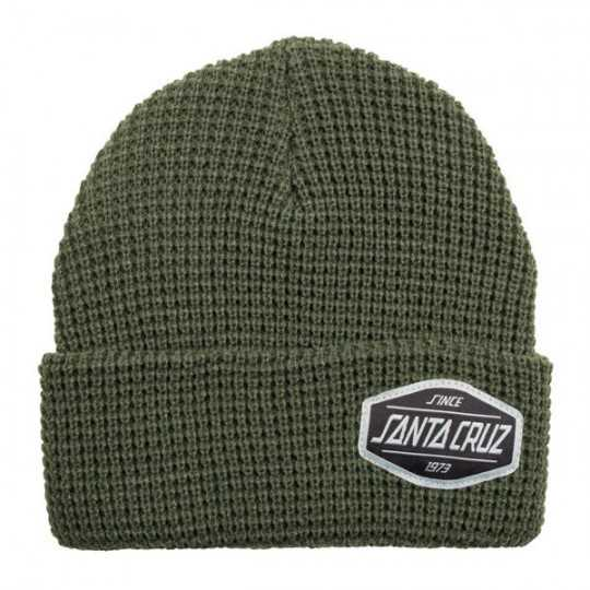 "Santa Cruz Bonnet ""Direct"" Vert Olive"