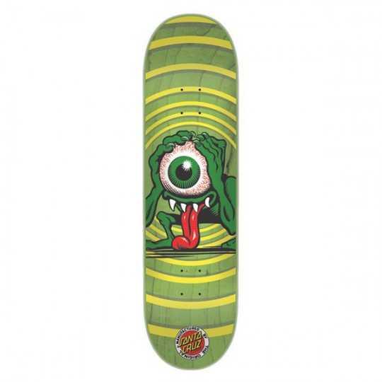 "Santa Cruz Eyegore 6.75"" Plateau Skateboard"