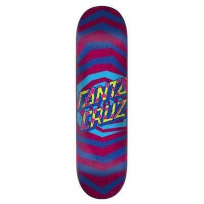 "Santa Cruz Illusion Dot 8.25"" Skateboard Deck"