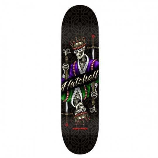 "Powell Peralta Ben Hatchell 8"" King Plateau Skateboard"