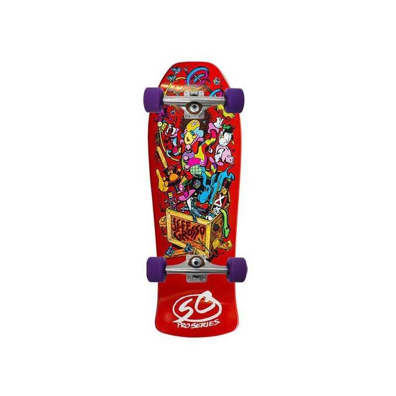 "Santa Cruz Grosso Toybox 10"" Skateboard Complet"
